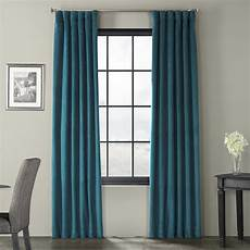 Teal Drapes Curtains by Buy Signature Everglade Teal Blackout Velvet Curtains