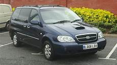 kia sedona 2006 diesel low mileage 85k 7 seater mpv carrier in fallowfield