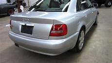 2000 audi s4 quattro awd 2 7l bi turbo sold youtube