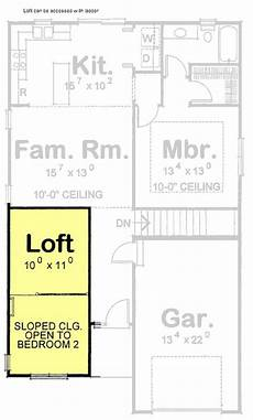 theplancollection com house plans house plan 120 2069 2 bedroom 1091 sq ft ranch small