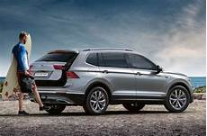 Volkswagen Tiguan Allspace Trendline 2017 Conduciendo
