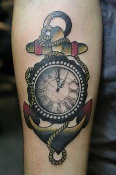 40 best clock tattoos ideas