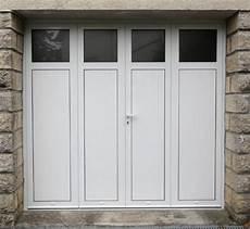 Porte De Garage Battante En Aluminium 224 2 3 Ou 4 Vantaux
