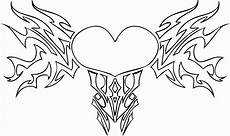 Herz Malvorlagen Ausdrucken Coloring Pages Of Hearts For Teenagers Difficult