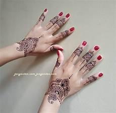 62 Gambar Henna Tangan Cantik Dan Mudah Terbaru Tuttohenna
