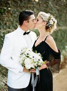 black and white wedding ideas to love modwedding