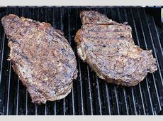 cowboy coffee rub for grilled steaks image