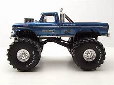 modellauto ford f 250 up bigfoot 1 original