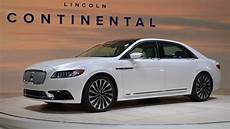 2017 lincoln continental top speed