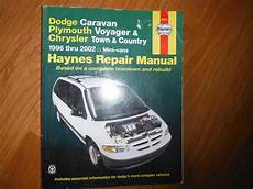 online auto repair manual 1998 plymouth grand voyager parking system 1996 2002 dodge caravan voyager chrysler t c service manual central nanaimo parksville