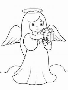 ausmalbilder weihnachten engel malvorlagentv