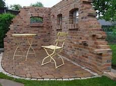 196 Hnliches Foto Garden Ruinenmauer Garten Pavillon Und