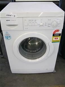 bosch maxx 900 front loader washing machine auction 0096