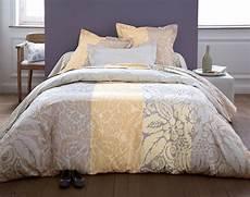 linge de lit percale motifs ramages becquet cr 201 ation