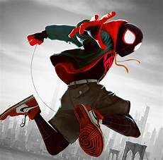 review into the spider verse soars the