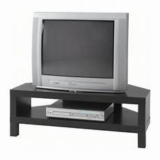 lack corner tv bench black brown 119 standing desk