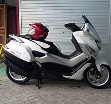 Modifikasi Yamaha Nmax by Modifikasi Yamaha Nmax Gambot Orongorong