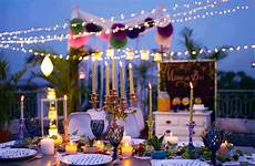 Decorations For Rooftop by Diy Throw An Unforgettable Rooftop
