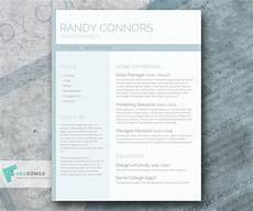 washed out a free pastel colored resume template freesumes