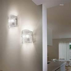 applique da parete moderni applique classico in vetro di murano con attacco e14 led