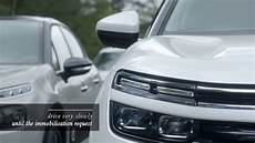 New Citro 235 N Suv C5 Aircross Park Assist System