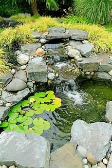 creation de bassin exterieur cascade de bassin en 46 photos laquelle avez vous choisie