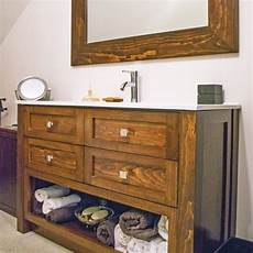 meuble lavabo en bois cuisine au look ch 234 tre je d 233