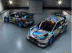 New Ford Focus Rs Rx To Be Driven By Ken Block Is Unveiled