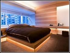 Indirekte Beleuchtung Schlafzimmer Bett Betten House