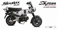 Dax Skyteam Skymax Flat Scoot Discount