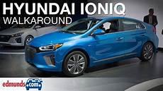 2017 Hyundai Ioniq Hybrid Walkaround