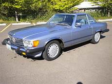 buy car manuals 1988 mercedes benz sl class engine control find used 1988 mercedes benz 560sl hardtop convertible v8 automatic in portland oregon united
