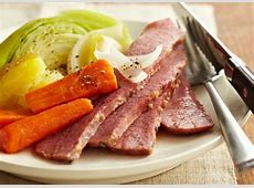 cooking a corned beef