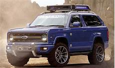 2020 ford bronco look what will the 2020 ford bronco look like crankshaft culture