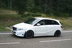 Spyshots Mercedes Testing New B Class Sport Amg Model