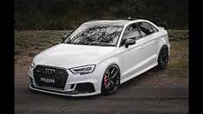 Audi Rs3 Sedan 2018 Modifications And Build