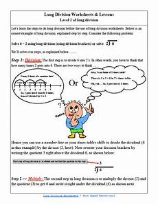 division worksheets explained 6176 steps to teach division to your steemit