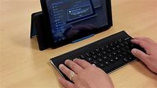 keyboard android how to pair your logitech tablet keyboard for android