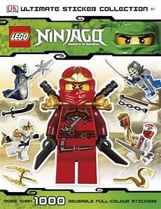 lego ninjago malvorlagen ultimate bol lego r ninjago ultimate sticker collection dk