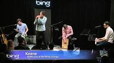 fuß im radio live keane everybody s changing lounge