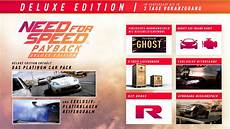 need for speed payback deluxe edition play3 de
