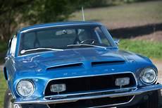vom 1968er ford mustang fastback zur shelby cobra gt 500