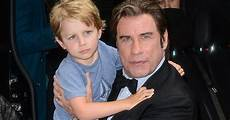 Travolta S Makes His Quot Late Show Quot Debut See The