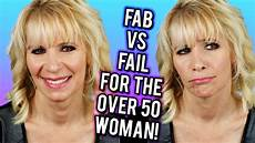 hairstyles for 53 year old women 53 year old woman s beauty favorites fails for mature women youtube
