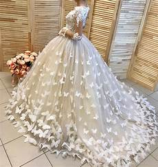 Butterfly Wedding Gowns