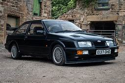 This 1987 Ford Sierra RS500 Cosworth Is Pitched To Sell