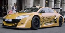 Renault Cars News Megane Trophy V6 Taxi
