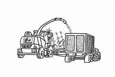 kleurplaat tractor claas wandtattoo deere wandtattoo