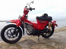 Modifikasi Motor Sonic 150r by 4 Contoh Modifikasi Honda Sonic 150r