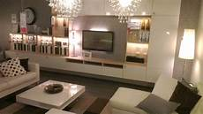 Ikea Besta Wohnzimmer - besta shelves with wood open shelves above search